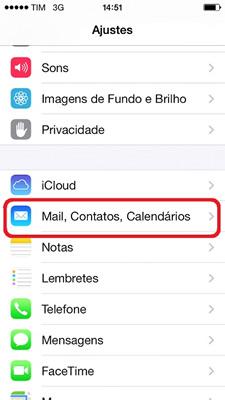 Iphone mails