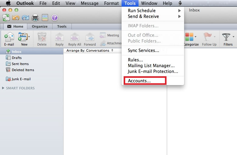 configurando mac 2011